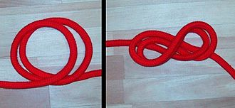 Boa knot - Boa knot step by step