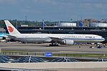 Boeing 777-39LER 'B-2043' Air China (18527692529).jpg