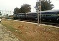 Bokaro express at Simhachalam 01.jpg