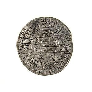 Bornholm amulet - Image: Bornholm amulet (CCCCLXXVII)