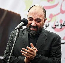 Borzou Arjmand at his father funeral ceremony.jpg