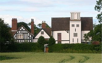 Escape of Charles II - Boscobel House.