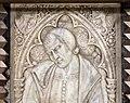 Bottega di andrea orcagna, lastra tombale di Acciaiuolo Acciaiuoli, 1350-70 ca. 03.jpg