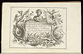 Bound Print, Cartouche with Portrait Bust, Livre de Cartouches Irréguliers (Book of Irregular Cartouches), 1738 (CH 18237969).jpg