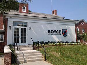 Boyce College - Image: Boyce College