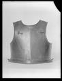 Bröstharnesk. Tillhörigt Gustav II Adolf - Livrustkammaren - 8762.tif