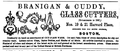 Branigan and Cuddy HarvardPl BostonDirectory 1861.png