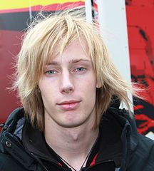 Brendon Hartley w 2011r.