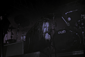 "Brian Welch - Image: Brian ""Head"" Welch, Love & Death, Belle Vernon, PA"