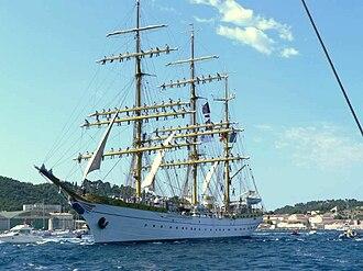 Mircea (ship) - Image: Bricul Mircea 6
