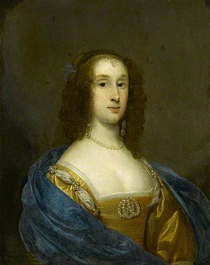 Charles Fleetwood - Charles Fleetwood married Bridget Cromwell (pictured), widow of Henry Ireton, in 1652.