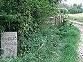 Bridleway or footpath^ - geograph.org.uk - 423135.jpg