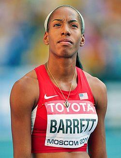 b3f6a8dba57f Brigetta Barrett - Wikipedia