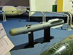 Brimstone missile at RAF Museum London.JPG