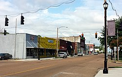 Downtown Brinkley