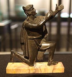 Bronze figure of a German Bibliothèque Nationale.jpg