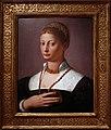 Bronzino, ritratto di donna, 1550 ca. 01.jpg