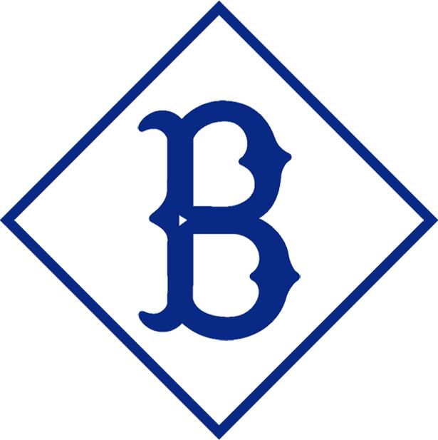 Brooklyn Dodgers 1910-1913 logo