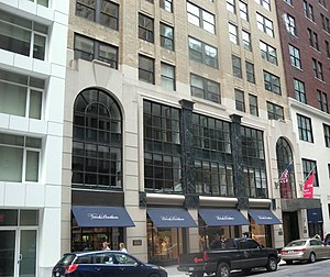 Brooks Brothers - Brooks Brothers 44th Street location in Manhattan