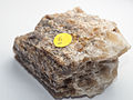 Brown calcite (12249977166).jpg
