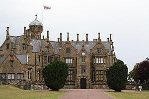 Charles Brownlow, 1st Baron Lurgan - Image: Brownlow House