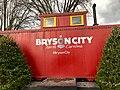 Bryson City Sign, Bryson City, NC (46595368482).jpg