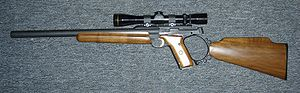 Browning Buck Mark - Browning Buck Mark Rifle