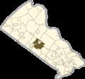 Bucks county - Doylestown Township.png