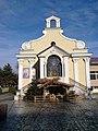 Bucuresti, Romania. Biserica Sfanta Tereza a Pruncului Isus. Dec. 2018. (Ieslea).jpg