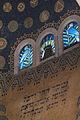 Budapest Kozma utca Jüdischer Friedhof Gries Mausoleum 705.jpg