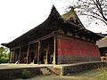 Buddhist temple in rural Shanxi (6240118359).jpg