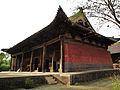 Buddhist temple in rural Shanxi (6240118359).jpg