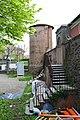 Budrio, torre nord-est delle mura medievali - panoramio.jpg