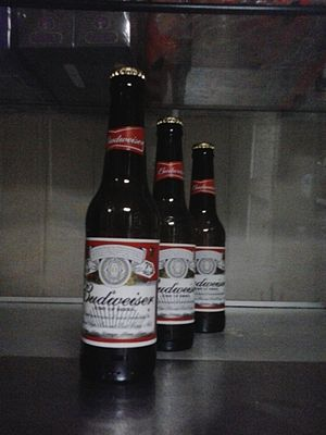 Budweiser trademark dispute - Image: Budweiser bottle