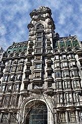 Buenos Aires - Avenida de Mayo - Palacio Barolo - 2006.jpg