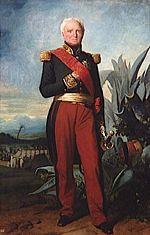Général Thomas-Robert Bugeaud, figure de la conquête française en Algérie. Il signe le Traité de Tafna avec Abd-el-Kader en 1837 et est nommé Duc d Isly après la bataille d'Isly en 1844.