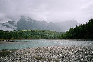 Skeena River river in Canada