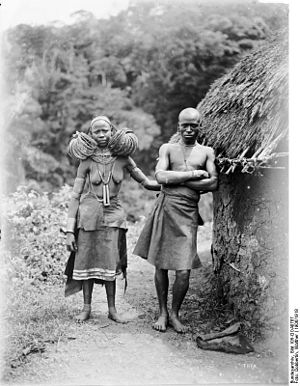 Shambaa people - Shambaa people around 1910 (German colonial era)