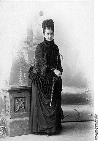 Ferdinand von Zeppelin - Isabella Gräfin von Zeppelin