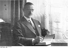 Thomas Mann Und Das Judentum Wikipedia