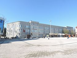 Burgas - Cyril and Methodius School - 2.jpg