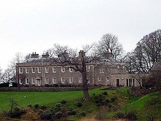 Burrow Hall 18th-century country house in Burrow-with-Burrow, Lancashire, England