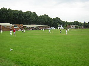 Bury Sports Club Cricket Ground. Home of Bury ...