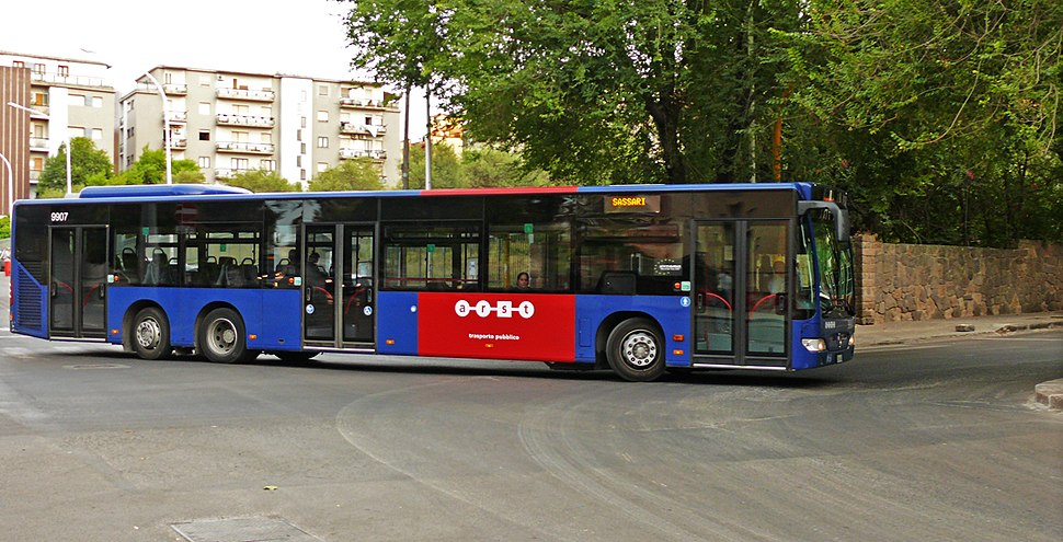 Bus ARST mercedes benz citaro 2
