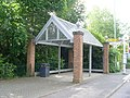 Bus shelter on Kirkintilloch Road - geograph.org.uk - 1336540.jpg
