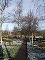 Bushbury Crematorium on Christmas Day - geograph.org.uk - 1632794.jpg