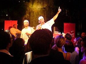 Busta Rhymes - Busta Rhymes performing in 2006