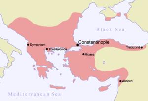 1180 yılında Bizans İmparatorluğu