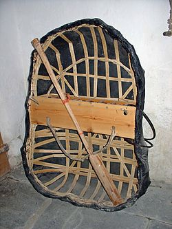 meaning of coracle