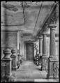 CH-NB - Saint-Maurice, Maison de la Pierre, Corridor, vue partielle - Collection Max van Berchem - EAD-7636.tif